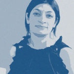 Zahra Khalid Chief Financial Officer at Blueliner