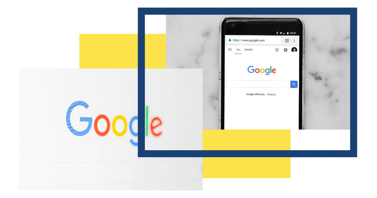 Google Algorithm Cover