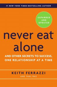 Personal Development - Never Eat Alone