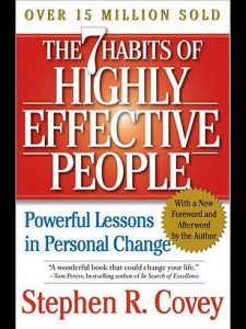Personal Development- The 7 Habits of Highly Effective People